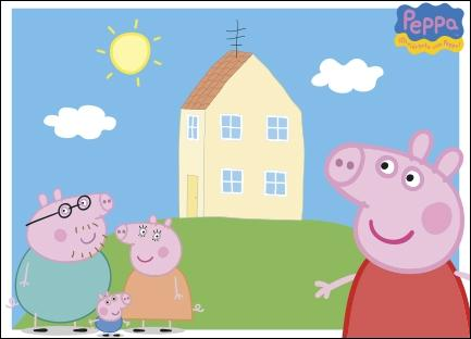 quiz peppa pig quiz enfants. Black Bedroom Furniture Sets. Home Design Ideas