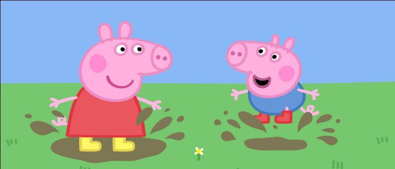 Quelle est la meilleure activité pour Peppa et George ?