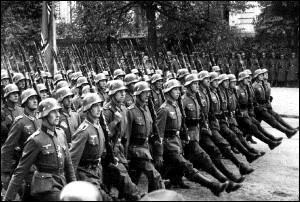 En quelle année Hitler prend-il le pouvoir en Allemagne ?
