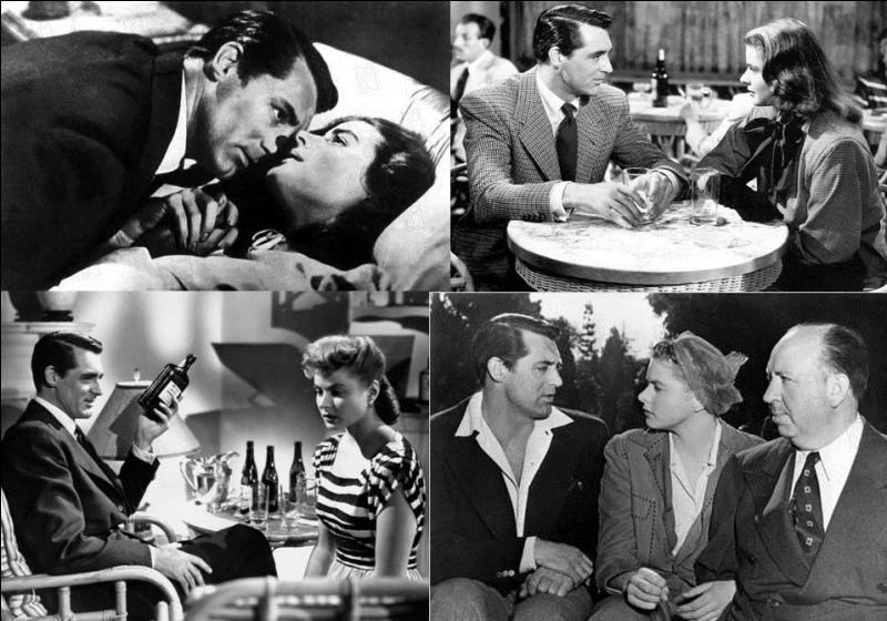 Ce film américain de 1946 est un thriller. Il a été réalisé par Alfred Hitchcock. Cary Grant, Ingrid Bergman, Claude Rains… font partie de la distribution. Des sorciers ont été condamnés au bûcher. La fille d'un espion nazi veut redorer le nom de sa famille, elle s'engage auprès d'un espion américain. Ils tombent amoureux l'un de l'autre.Quel est ce film ?