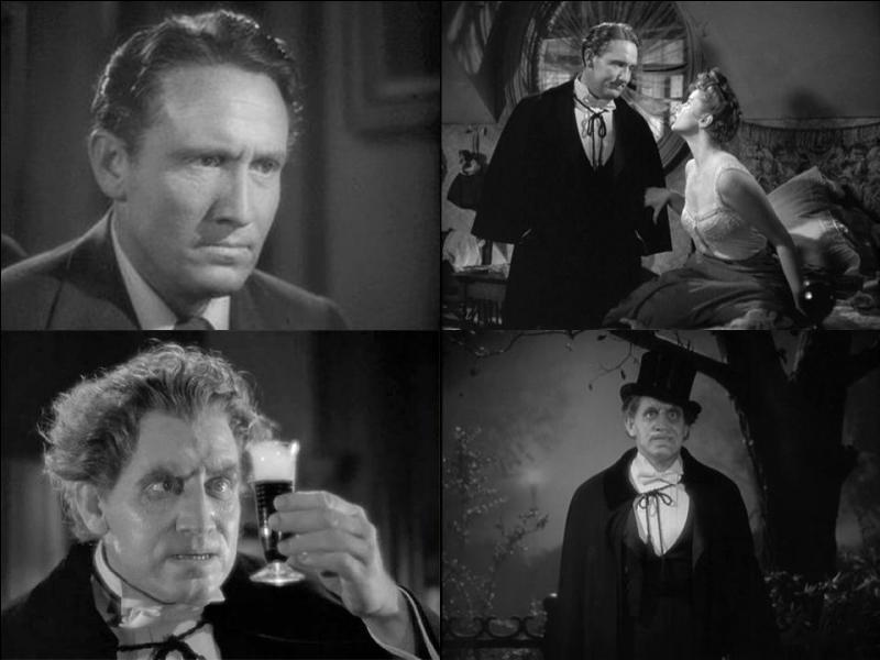 Ce film d'horreur américain de 1941 a été réalisé par Victor Fleming. Spencer Tracy, Ingrid Bergman, Lana Turner… font partie de la distribution. C'est une adaptation d'un célèbre roman de Robert Louis Stevenson. Ce film parle de la dualité du bien et du mal.Quel est ce film ?