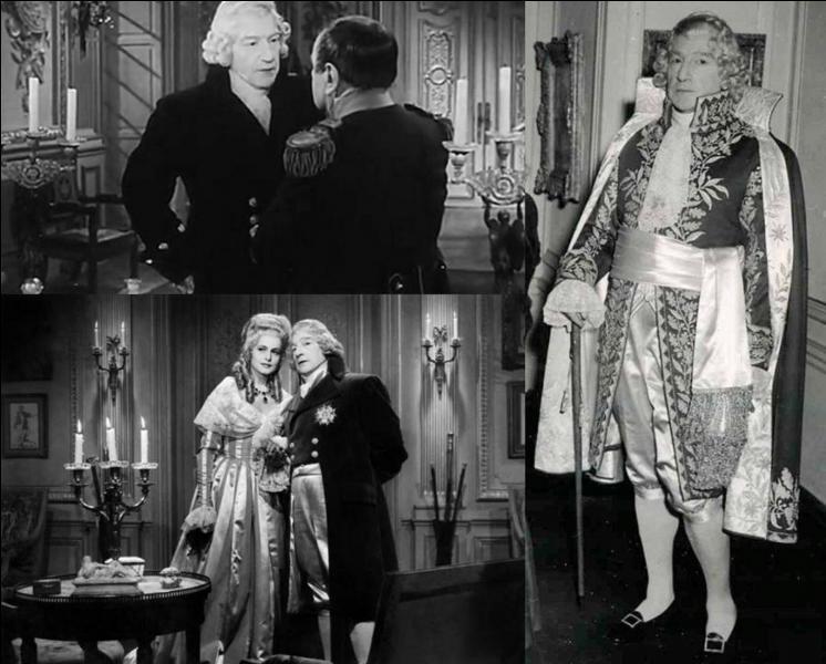 Ce film historique français de 1948 a été réalisé par Sacha Guitry. Lana Marconi, Sacha Guitry, Pauline Carton… font partie de la distribution. Où l'on raconte l'histoire d'un personnage politique et religieux des XVIIIe et XIXe siècles.Quel est ce film ?