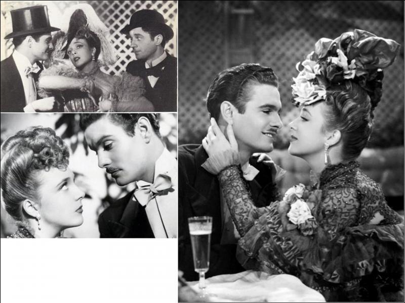 Ce film dramatique français de 1945 a été réalisé par Marc Allégret. Claude Dauphin, Micheline Presle, Louis Jourdan… font partie de la distribution. Une jeune fille devient une grande actrice grâce à son mentor qui en est amoureux.Quel est ce film ?