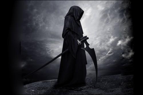 La phobie ou la peur de la mort.