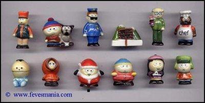 Bouchez-vous les oreilles, car Cartman risque de vous dire, où il a trouvé cette collection.