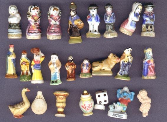 Collections de Fèves. Premier Quizz