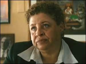 Je suis Patricia Belcher, je joue le rôle de...