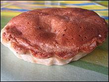 """A quoi est fourré ce petit gâteau appelé """"Tourment d'amour"""" aux Antilles ?"""