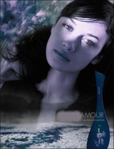 """Quel grand parfumeur a joint le mot """"Amour"""" à son nom dans une eau de toilette ?"""