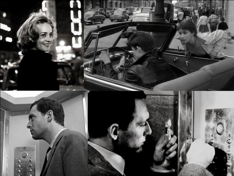 C'est un film dramatique français de 1957, il a été réalisé par Louis Malle.Jeanne Moreau, Maurice Ronet, Georges Poujouly, Yori Bertin, Lino Ventura … font partie de la distribution.Un crime aurait été commis. Mais, il ne faut pas oublier les indices ! En plus, il ne faut pas oublier d'enlever la clé de la voiture ! Quel est ce film ?