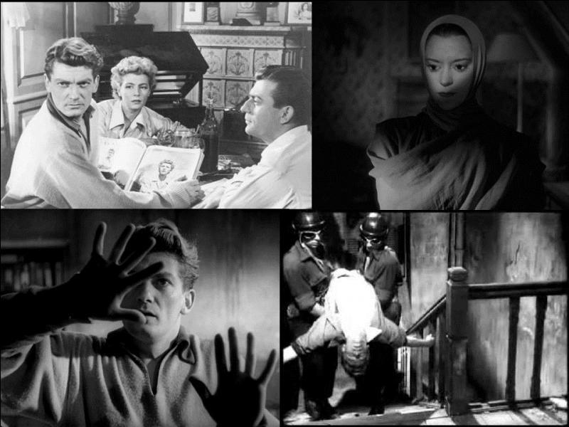 C'est un film dramatique français de 1950, il a été réalisé par Jean Cocteau.Jean Marais, François Périer, Maria Casarès, Marie Déa… font partie de la distribution.Un poète assiste à un accident mortel. Avec une femme d'une réelle beauté, il l'accompagne dans une villa. Là, il assiste à un événement extraordinaire…Quel est ce film ?