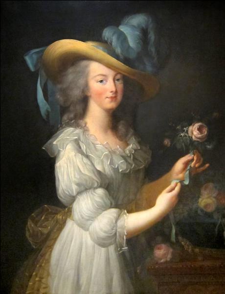 """Quelle artiste, peintre officielle de Marie-Antoinette, a écrit """"Mémoires d'une portraitiste"""" ?"""