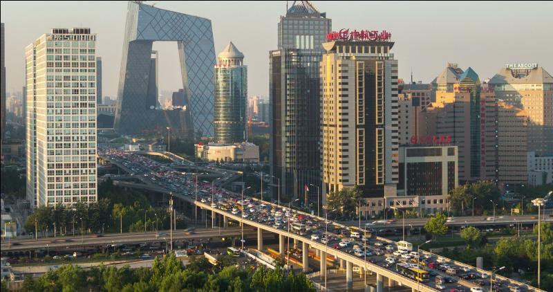 Capitale de la Chine.