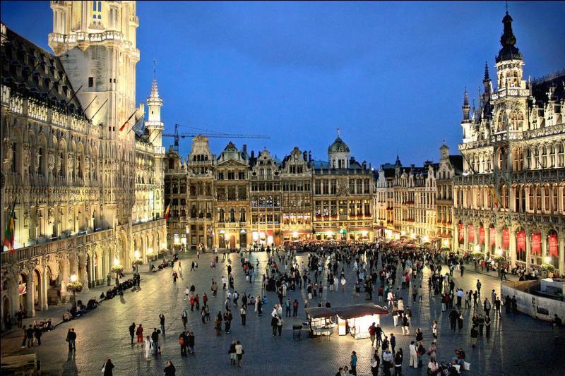 Capitale Bruxelles.