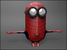 Je suis un Minion qui s'est transformé en araignée. Qui suis-je ?
