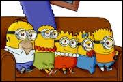 Les Minions aiment trop le jaune et ils aiment la famille...