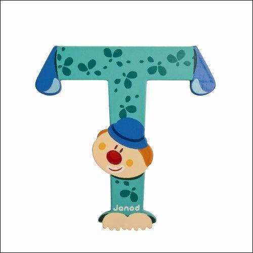 """La lettre """"T"""" se trouve entre """"S"""" et """"U""""."""