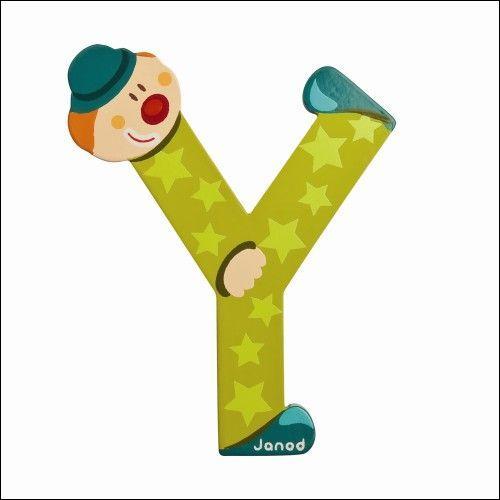 """La dernière consonne de l'alphabet est """"Y""""."""