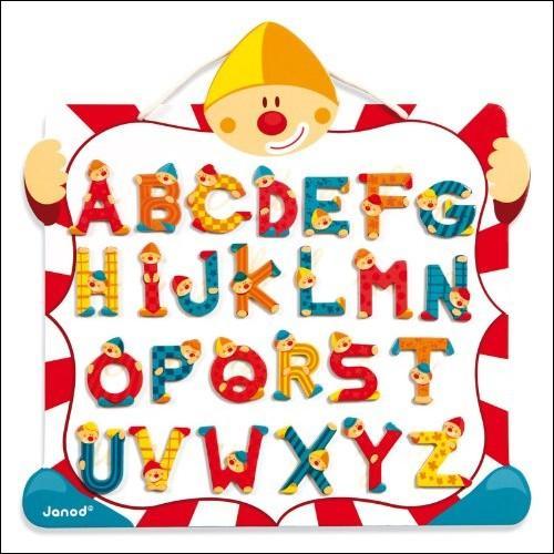 L'alphabet comprend vingt consonnes.