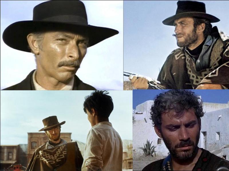 C'est un western italien, espagnol et allemand de 1965, il a été réalisé par Sergio Leone.Clint Eastwood, Lee Van Cleef, Gian Maria Volontè, Mario Brega font partie de la distribution.Ce film démontre que le crime ne paye pas… sauf pour un des chasseurs de primes, pour l'autre chasseur, sa motivation est la vengeance ! Quel est ce film ?
