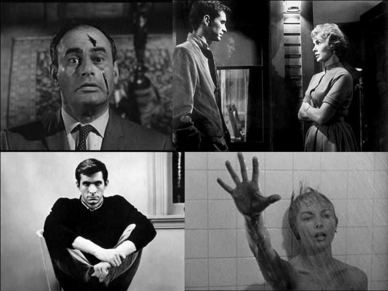 C'est un thriller américain de 1960, il a été réalisé par Alfred Hitchcock.Anthony Perkins, Janet Leigh, John Gavin… font partie de la distribution. Marion commet un vol contre son patron, elle fuit. Pour elle, c'est le début de la fin.Quel est ce film ?