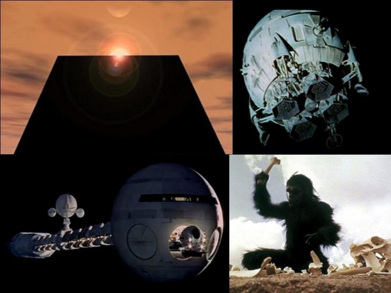 C'est un film de science-fiction de 1968, il a été réalisé par Stanley Kubrick.Keir Dullea, Gary Lockwood, William Sylvester, Daniel Richter… font partie de la distribution.Ce film est considéré comme le meilleur film de science-fiction de tous les temps. La citation « Ouvre les portes du vaisseau, HAL. » fait partie du « top 100 des répliques du cinéma américain ».Quel est ce film ?