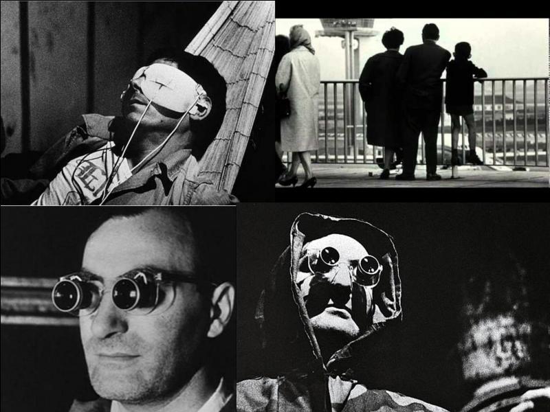 C'est un film fantastique, de science-fiction française de 1962, il a été réalisé par Chris Marker.Hélène Châtelain, Davos Hanich, Jacques Ledoux, Jean Négroni, Ligia Branice… font partie de la distribution.Un enfant qui assiste à la mort d'un homme, une 3e Guerre mondiale, des voyages dans le temps, c'est ce qui caractérise ce court-métrage.Quel est ce film ?