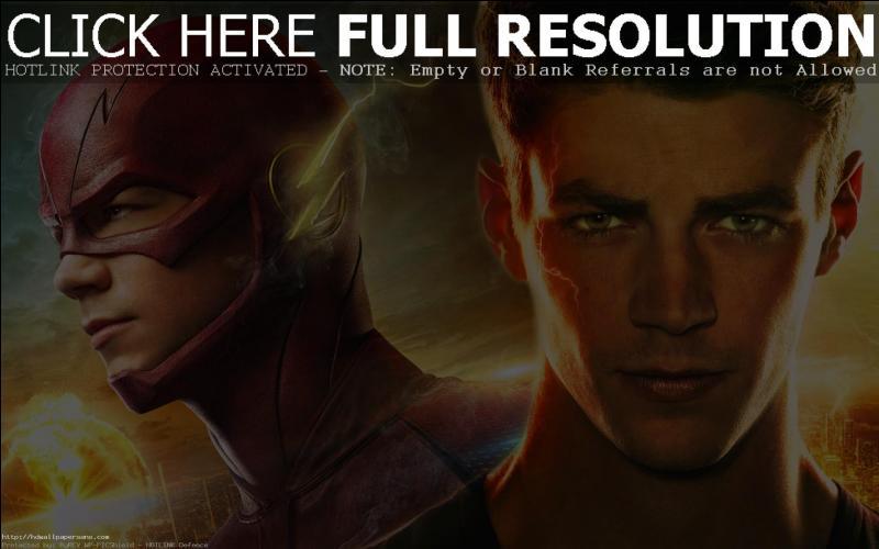Quelle est la véritable identité de Flash ?