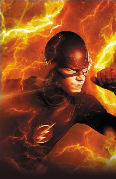 Comment sont appelées les personnes avec des pouvoirs dans la série Flash ?