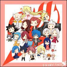Quel type de manga est Fairy Tail ?