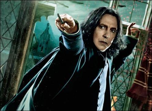 Quel est le nom de la mère de Severus Rogue ?