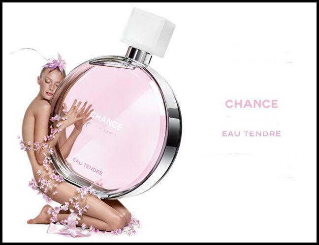 """A qui appartient le parfum """"Chance"""" ?"""