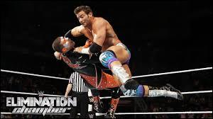 Le Kick-Off d'Elimination Chamber opposera Zack Ryder à Stardust.