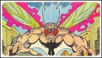 """Dans l'univers """"Marvel Comics"""", qui est la Mouche humaine ?"""