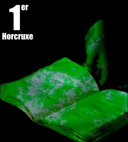 Cet événement est surtout le point de départ de la grande aventure Horcruxe : en conservant son souvenir dans un journal, Tom crée son premier fragment de vie. Qui est la victime ?