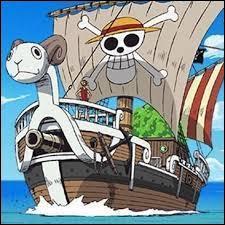 Combien de bateaux Luffy a-t-il lors de ses aventures ?