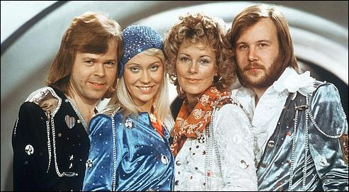 """Le groupe de musique pop """"ABBA"""" est un groupe :"""
