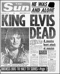 """À quel âge, """"le king"""" meurt-il ?"""