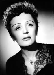 """En quelle année Édith Piaf chante-t-elle """"Hymne à l'amour"""" ?"""