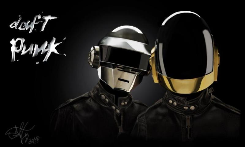 """""""Daft Punk"""" est un groupe français."""