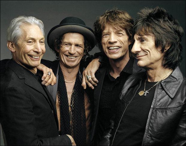 """En quelle année le grand retour sur scène du groupe """"Rolling Stones"""" a-t-il eu lieu ?"""
