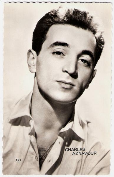Le chanteur Charles Aznavour est d'origine :