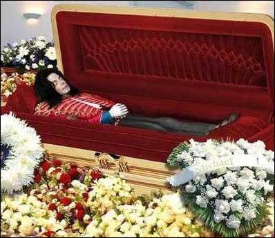 En quelle année Michael Jackson est-il mort ? (indice : il est mort à l'âge de 50 ans)