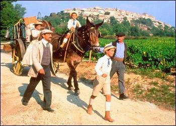 Quel auteur provençal célèbre a écrit sur la région de Marseille ?