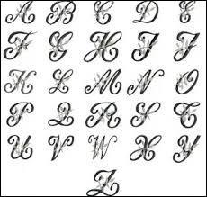 Je fais de très belles lettres et je fonctionne avec une cartouche d'encre. Je suis...