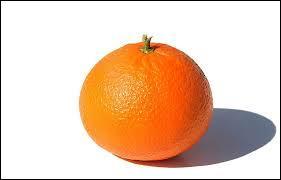 L'orange est un agrume riche en vitamine C. C'est aussi le nom d'une marque...