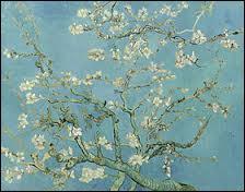 """""""Amandier en fleurs"""" est un tableau peint par ..."""