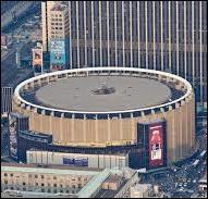 Savez-vous où se trouve le fameux Madison Square Garden ?