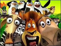 """""""Madagascar"""" est un film..."""