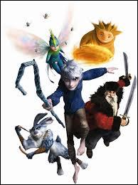 """""""Les 5 Légendes"""" est un film..."""